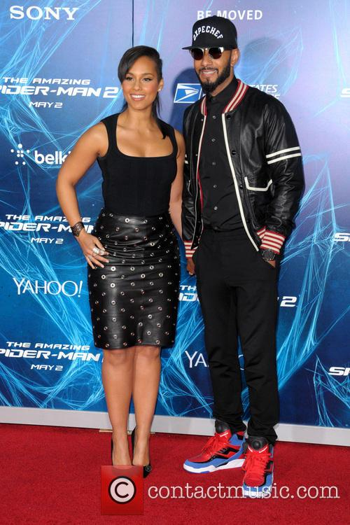 Alicia Keys and Swizz Beatz 3