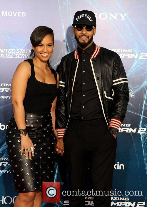 Alicia Keys and Swizz Beats 10