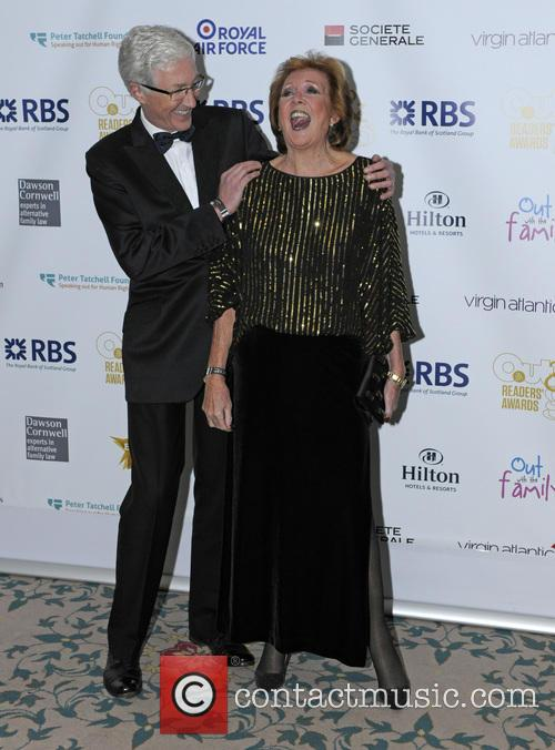 Cilla Black and Paul O'grady 9