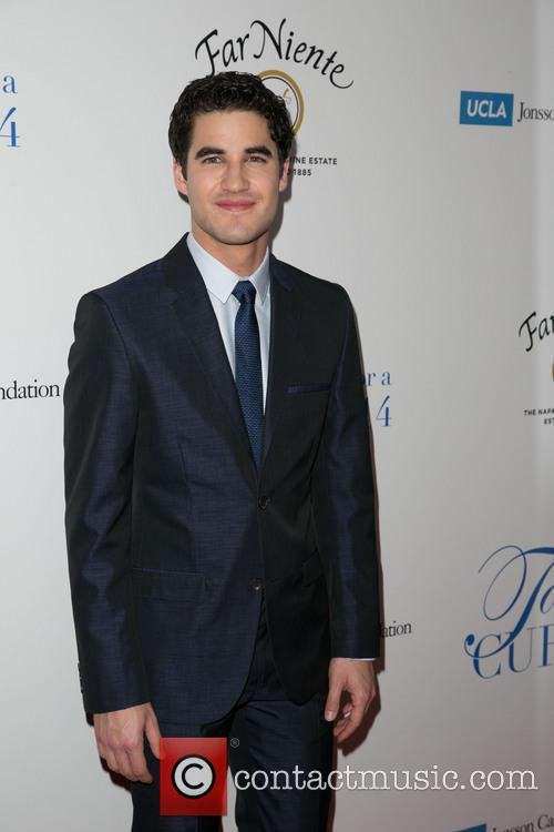 Darren Criss, Beverly Wilshire Hotel in Beverly Hills
