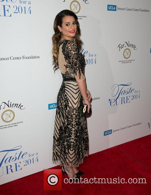 lea michele 19th annual jccf taste for 4171210