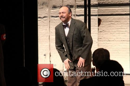 Cabaret and Danny Burstein 2