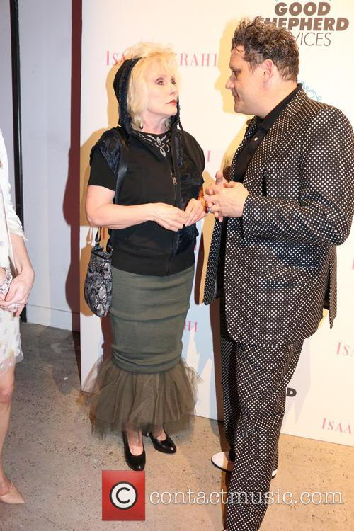 Debbie Harry and Isaac Mizrahi 3