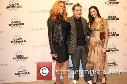 Wendy Williams, Isaac Mizrahi and Georgina Chapman 2