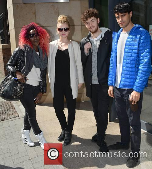 Clean Bandit and Sharna Bass