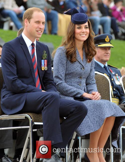 Prince William and Catherine Duchess Of Cambridge 5