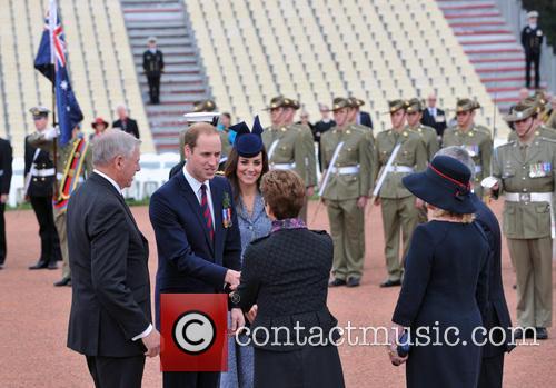 Prince William, Duke of Cambridge, Catherine, Duchess of Cambridge and Kate Middleton 3