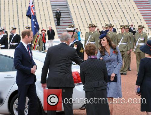 Prince William, Duke of Cambridge, Catherine, Duchess of Cambridge and Kate Middleton 9
