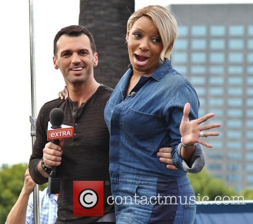Nene Leakes and Tony Dovolani 5