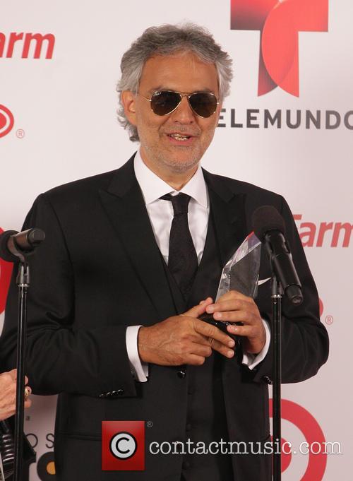 andrea bocelli billboard latin music awards 2014 4169857