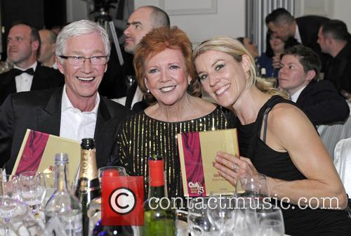 Paul O'grady, Cilla Black and Suran Dickinson