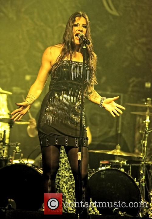 Fort Lauderdale and Floor Jansen 2