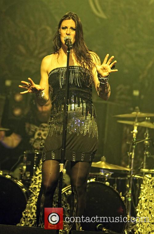 Fort Lauderdale and Floor Jansen 6