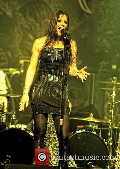 Fort Lauderdale and Floor Jansen 7