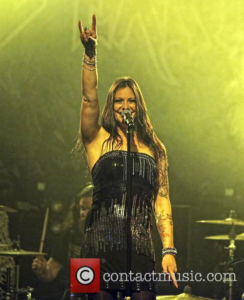 Fort Lauderdale and Floor Jansen 8