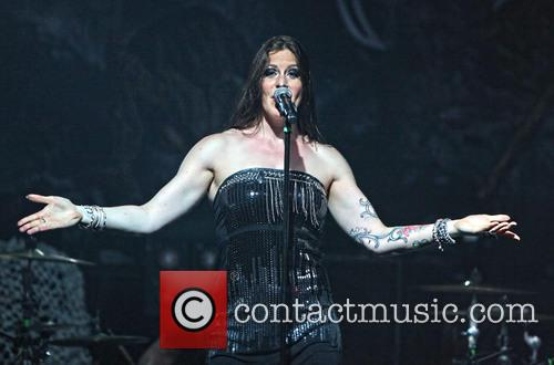 Fort Lauderdale and Floor Jansen 9