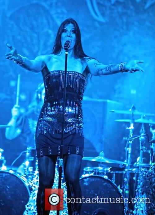 Fort Lauderdale and Floor Jansen 10