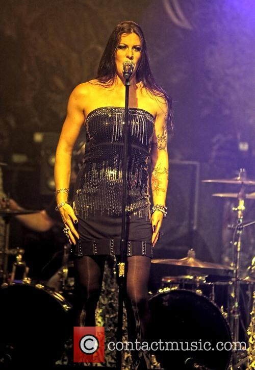 Fort Lauderdale and Floor Jansen 11