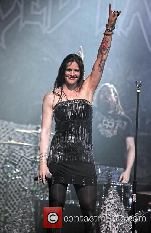 Fort Lauderdale and Floor Jansen 1
