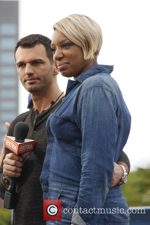 Nene Leakes and Tony Dovolani 7