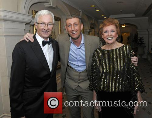 Cilla Black, Paul O'grady and Christopher Maloney 5
