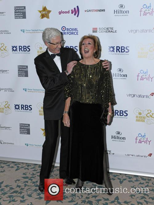 Cilla Black and Paul O'grady 6