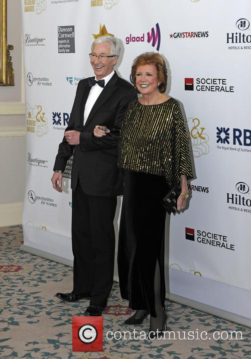 Cilla Black and Paul O'grady 8