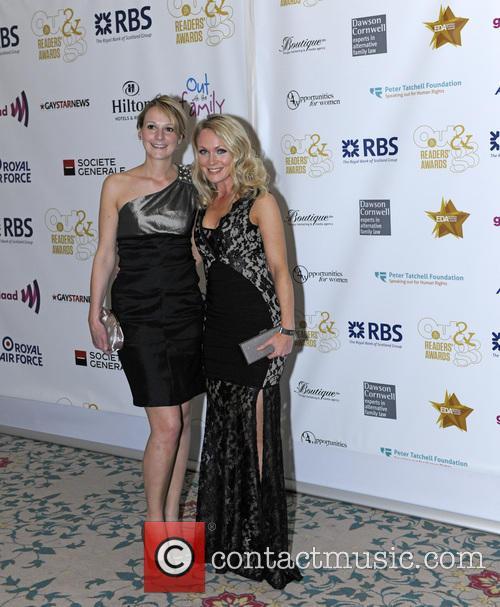Michelle Hardwick and Rosie Nicholl (fiancee) 8