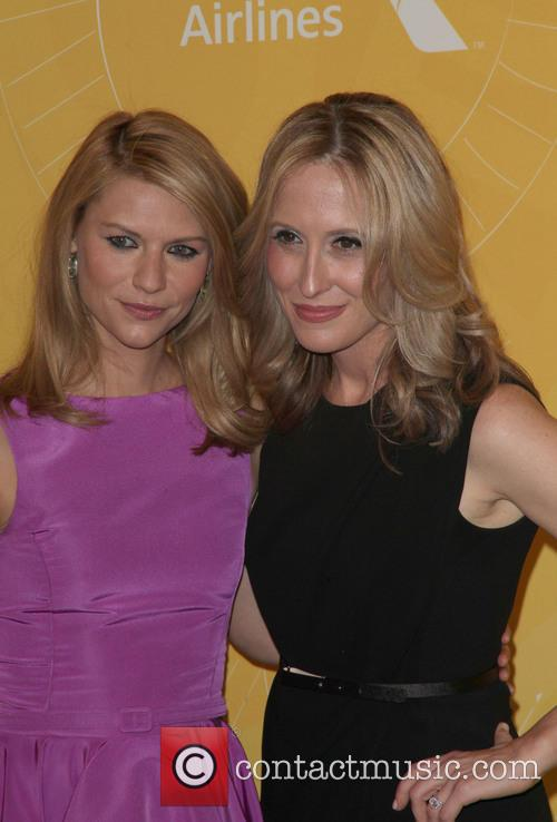 Claire Danes and Michelle Sobrino 4