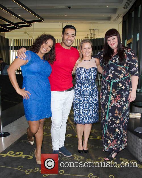 Wentworth Australia  city photo : The cast of Wentworth Australian TV Week's Logie Awards 2014 pre ...