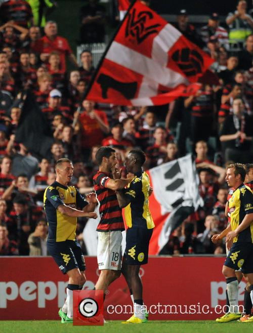 Western Sydney Wanderers vs. Central Coast Mariners