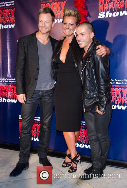Rocky, Chyka Keebaugh, Anthony Callea and Partner (anthony Callea) 5
