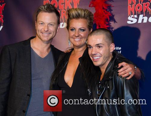Rocky, Chyka Keebaugh, Anthony Callea and Partner (anthony Callea) 11