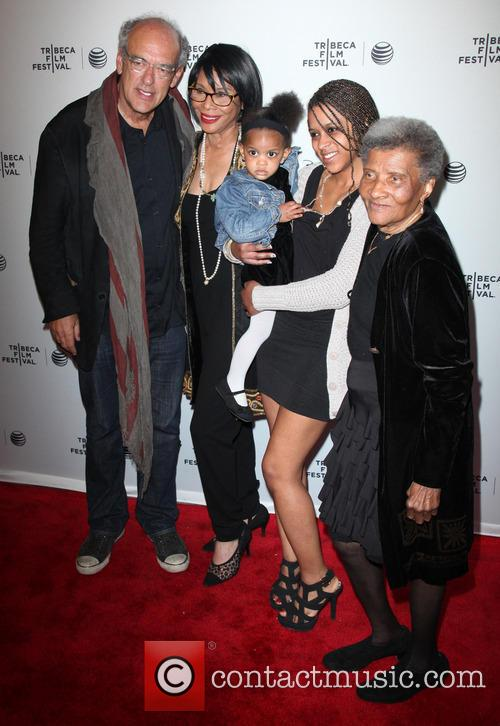 Shep Gordon and And Family 2