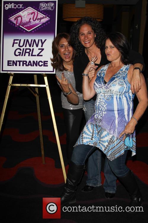 Dinah Vegas Day 1 - Funny Girlz