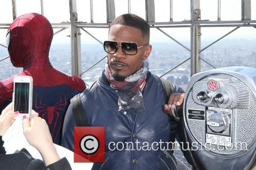 Cast of 'The Amazing Spider-Man 2' light the...