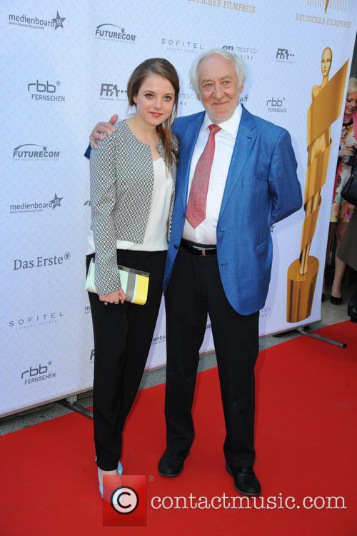 Jella Haase and Dieter Hallervorden 10