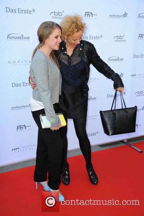 Jella Haase and Katja Riemann 1