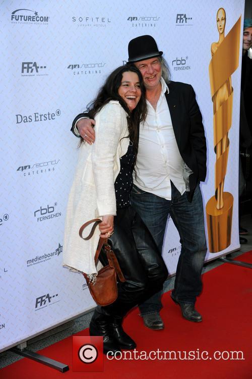 Katja Von Garnier and Pepe Danquart