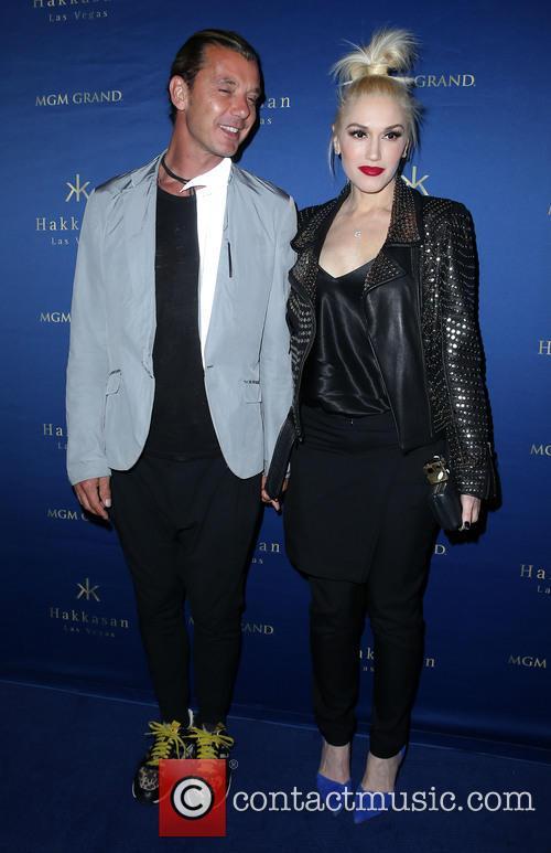 Gavin Rossdale and Gwen Stefani 15