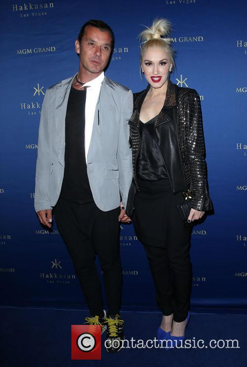 Gavin Rossdale and Gwen Stefani 17