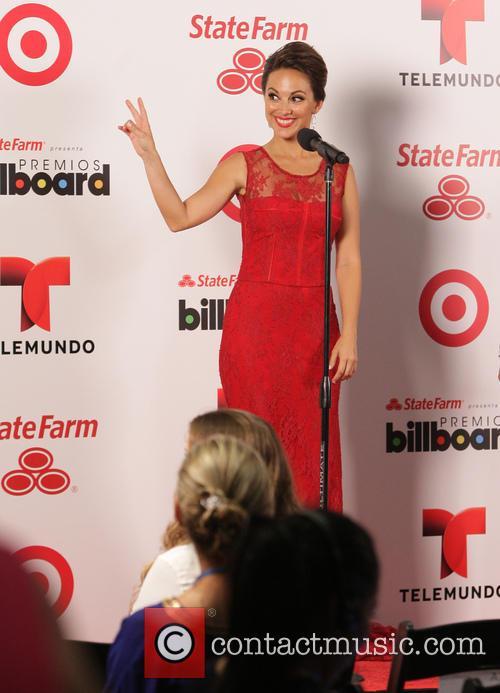 Billboard and Maria Elisa Camargo 6