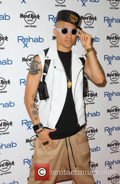 Taboo hosts Rehab at Hard Rock Hotel and...