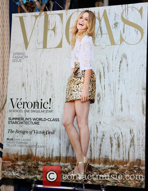 Vegas Magazine Celebrates its Spring 2014 Issue with...