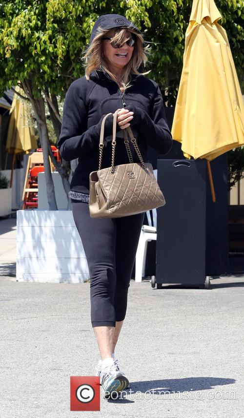 goldie hawn goldie hawn out in brentwood 4170064