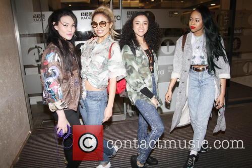 Neon Jungle, Shereen Cutkelvin, Amira Mccarthy, Jess Plummer and Asami Zdrenka 2