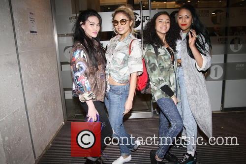 Neon Jungle, Shereen Cutkelvin, Amira Mccarthy, Jess Plummer and Asami Zdrenka 3
