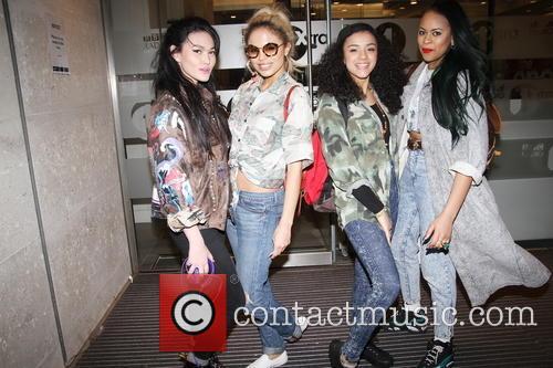 Neon Jungle, Shereen Cutkelvin, Amira Mccarthy, Jess Plummer and Asami Zdrenka 4