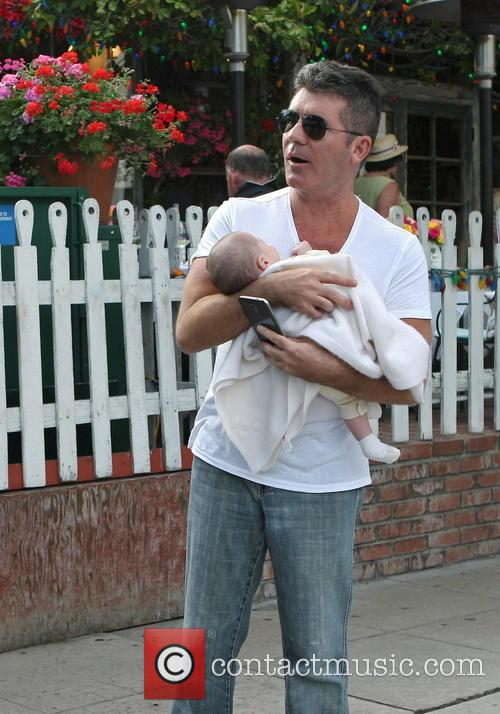 Simon Cowell and Eric Cowell 3