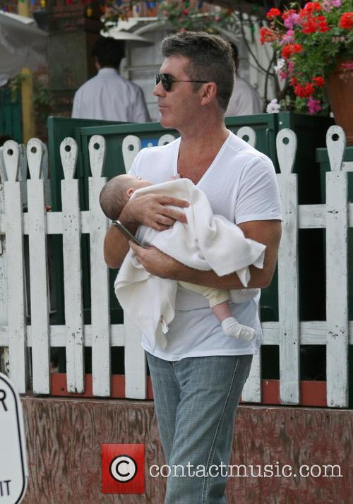 Simon Cowell and Eric Cowell 6